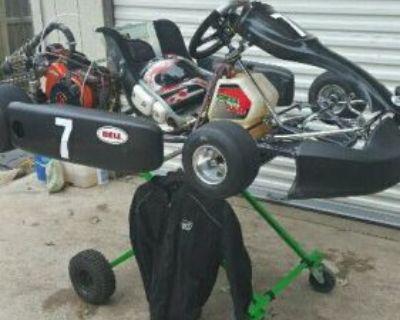 Racing Go Karts