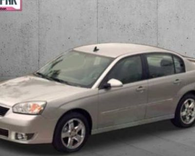 2006 Chevrolet Malibu LT