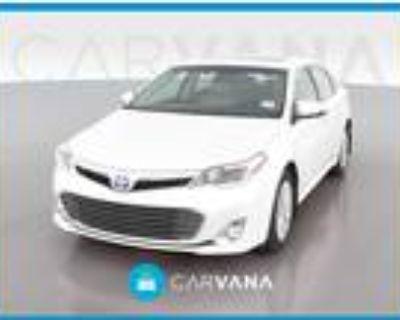 2013 Toyota Avalon White, 47K miles
