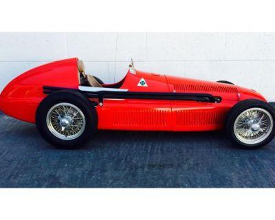 1951 Alfa Romeo Race Car