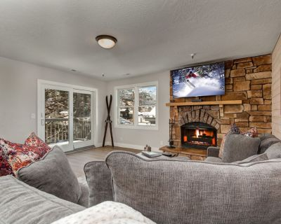 Newly remodeled - WALK TO EVERYTHING - Old Town Condo - Downtown Park City