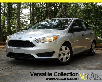 2015 Ford Focus S Sedan Automatic Back Up Camera Cruise Control XM