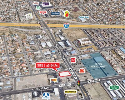 Full-Access Retail Pad Site | Ground Lease