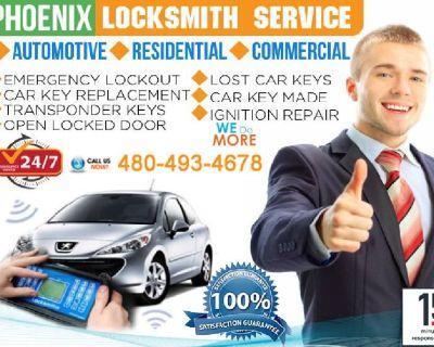 Special Locksmith Services!!!