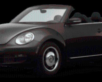 2013 Volkswagen Beetle Convertible 2dr Auto 2.5L w/Tech (PZEV)
