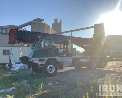 2000 Terex 428 Hydraulic Truck Crane