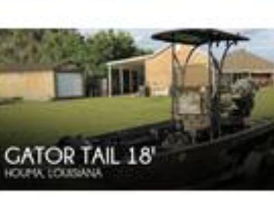 18 foot Gator Tail Gator Tail Extreme
