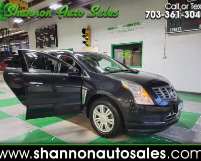 Used 2013 Cadillac SRX AWD 4dr Luxury Collection