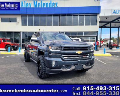 "Used 2017 Chevrolet Silverado 1500 4WD Crew Cab 143.5"" LTZ w/2LZ"