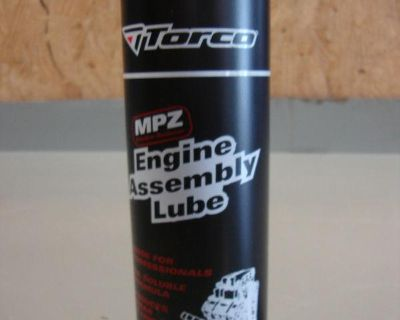 Torco Mpz Engine Assembly Lube 12 Oz Oil Soluble Big Dog Custom Harley Aih