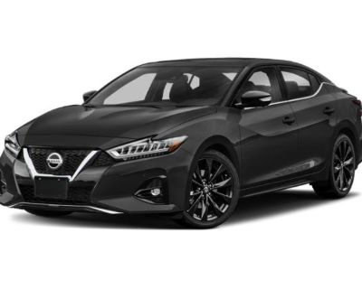 New 2021 Nissan Maxima SR With Navigation