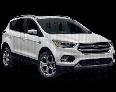 Pre-Owned 2017 Ford Escape Titanium 4WD 4D Sport Utility