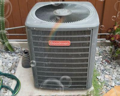 Goodman Air Conditioner HVAC Contractor