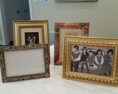 Picture Frames 5x7