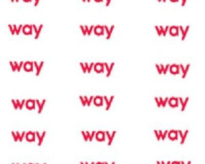 WAY Inc
