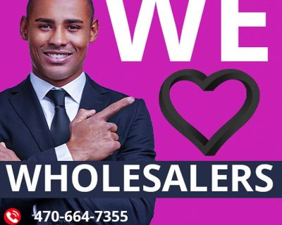 We Love Real Estate Wholesalers