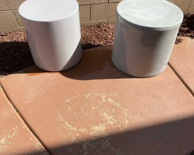 Side tables/stools