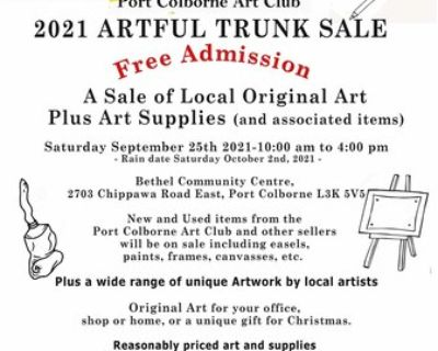 The Artful Trunk Sale