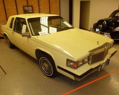 1985 Cadillac Deville 2 DR. Coupe