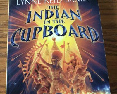B11 The Indian in the Cupboard Lynne Reid Banks