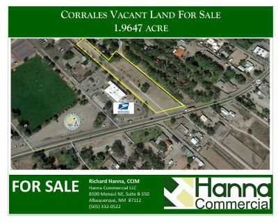 Corrales Land for Sale