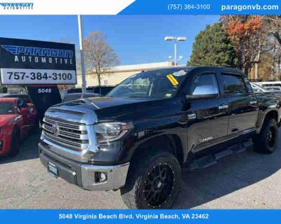 2019 Toyota Tundra CrewMax for sale