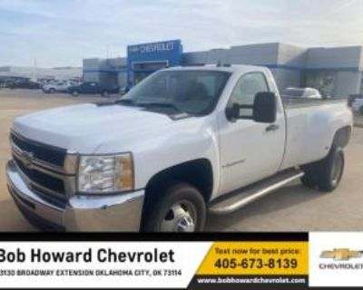 2008 Chevrolet Silverado 3500HD WT Regular Cab DRW 4WD