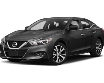 Pre-Owned 2018 Nissan Maxima 3.5 S FWD 4dr Car