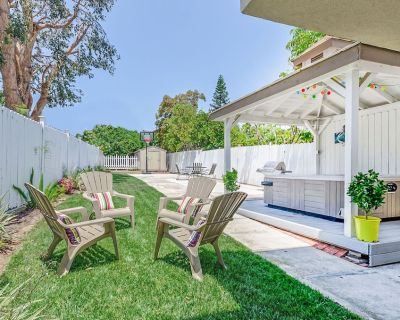 4BR HOUSE w Hot Tub, Pool Table --- Best furnished monthly house rental in RB! - South Redondo