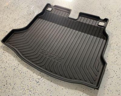 Virginia - FS: Civic Hatchback Trunk Tray (OEM)