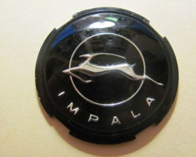1963 Chevy Impala 2dr 4dr Conv. Horn Button Insert- Oem Gm Part-! Free Shipping