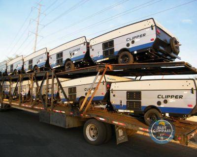 2021 Coachmen Clipper Camping Trailers Clpper Pop Up Tent Trailers