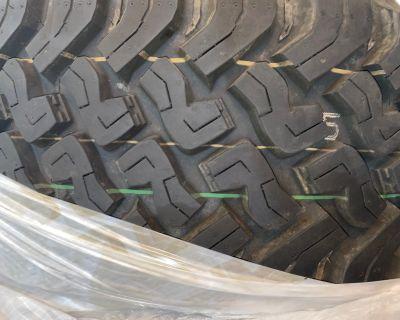 Illinois - Tires - New Falken Wildpeak M/T LT285/70R17C for Sale (4) - Wrangler 392 Take Offs