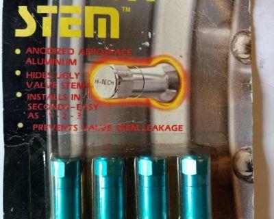 Valve stem covers