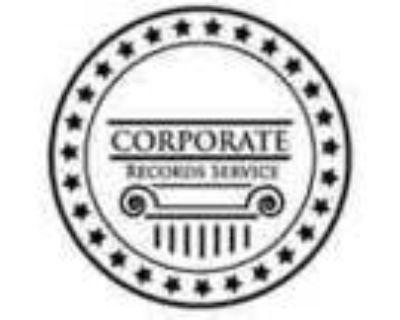 Corporate Records Service Springfield Il