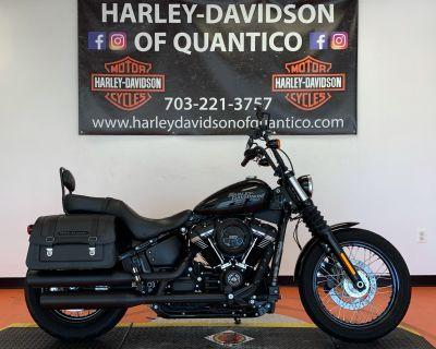 2018 Harley-Davidson Street Bob 107 Cruiser Dumfries, VA