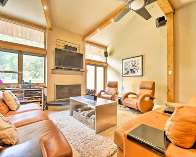 Luxe Park City Condo w/Pool & Hot Tub: Mins to Ski - Downtown Park City