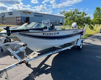1993 Sylvan Sea Troller Aluminum Fish Boats Appleton, WI