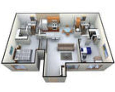 Canton Club Apartments - Canton, MI - Two Bedroom Two Bath