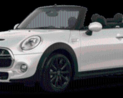 2017 MINI Convertible John Cooper Works Convertible