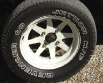 [WTB] Wanted: Tires Jetzon H/P Revenger 60