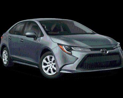 Pre-Owned 2021 Toyota Corolla LE FWD 4D Sedan | Miami, FL