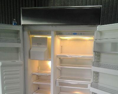sub zero jenn air refrigerator