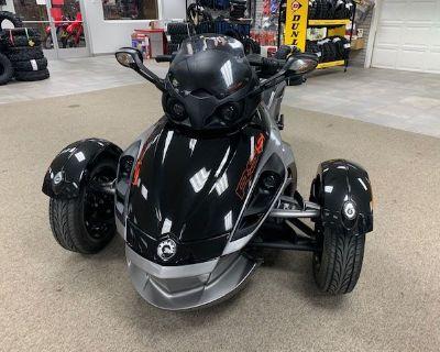 2011 Can-Am Spyder RS-S SE5 3 Wheel Motorcycle Berkeley Springs, WV
