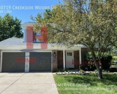 10719 Creekside Woods Dr, Indianapolis, IN 46239 4 Bedroom House
