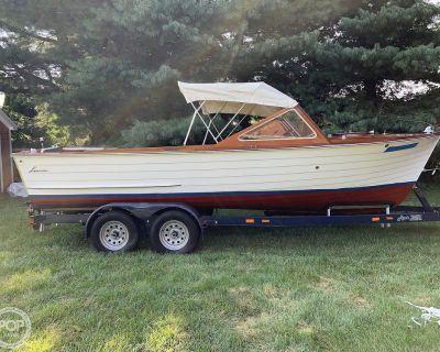 1965 Lyman-Morse 21 Inboard-Outboard