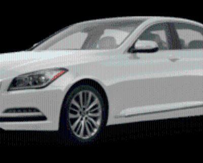 2015 Hyundai Genesis 5.0 RWD