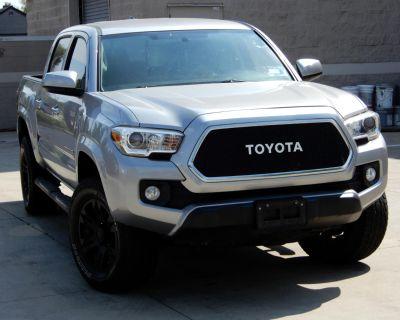 2016 Toyota Tacoma 4WD Double Cab V6 MT TRD Off Road (Natl)