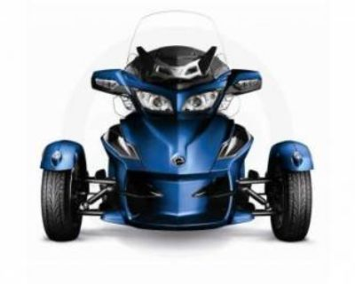 2010 Can-Am ROADSTER RT AUDIO AND CONVENIENCE