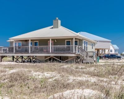 Perfect Family Beach Get-Away - Sparkling Clean - Gulf Side - Dauphin Island